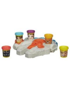 Play-Doh Star Wars Millennium Falcon