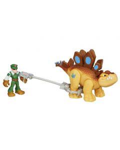 Jurassic Park Transformerscker - Stegosaurus