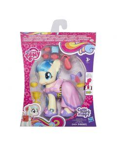 My Little Pony Cutie Mark Magic Fashion Style - Miss Pommel figursett
