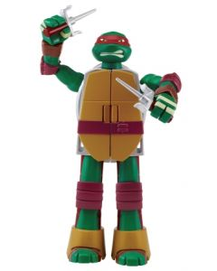 Turtles Mutations skilpadde-til-våpen Raphael figur