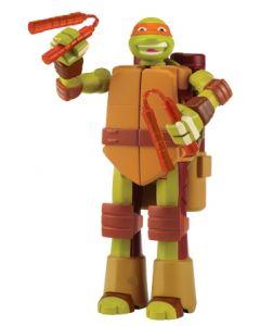 Turtles Mutations skilpadde-til-våpen Michelangelo figur