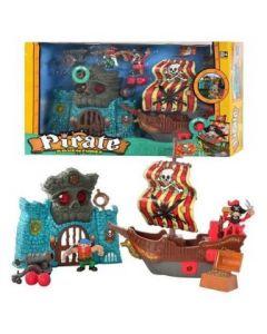 Keenway Pirate Adventure Ship - Piratskip