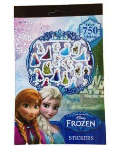 Disney Frozen klistremerker - over 750 klistremerker