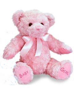 Keel Toys kosebamse 25 cm - rosa