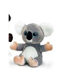 Keel Toys sparkle eyes grå koala 25 cm