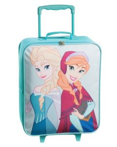 Disney Frozen trillekoffert - solid kvalitet