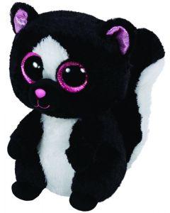 Ty Flora black/white skunk regular - 15 cm