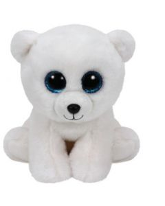 Ty Arctic polar bear medium - ca 22 cm