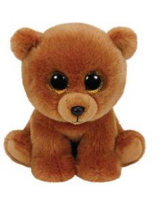 Ty Brownie brown bear medium - ca 22 cm