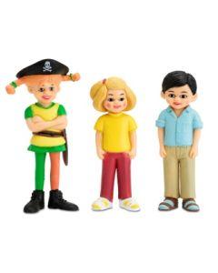 Pippi Pirat Pippi, Tommy och Annika
