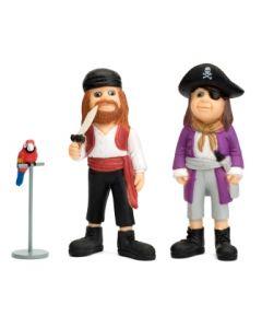 Pippi 2 Sjørøvere og Rosalinda