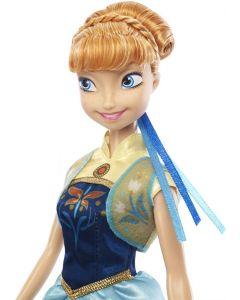 Disney Frozen Fever dukke - Anna