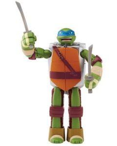 Turtles Mutations skilpadde-til-våpen Leonardo figur