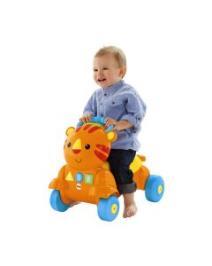 Fisher-Price Learning Tiger Ride-On gåbil