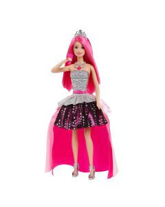 Barbie in Rock 'n Royals Courtney dukke