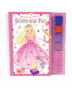My Style Princess malebok med stempel