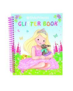 My Style Princess glittermalebok