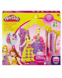 Play-Doh Disney Princess Design en kjole