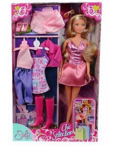 Steffi Love Chic Selection dukke med klær