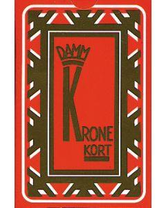 Kronekort kortstokk - assortert