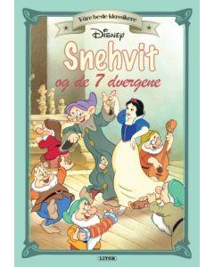 Disney Snehvit og de syv dvergene - eventyr