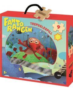 Fantorangen - 9 biter trepusle