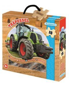 Traktor - 15 biter trepusle