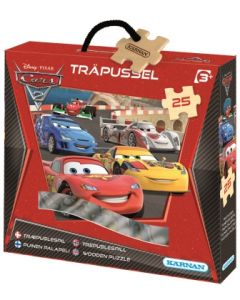 Disney Cars 2 - 25 biter trepusle