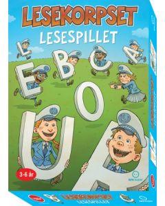 Lesekorpset - barnespill