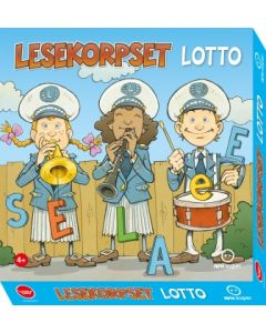 Lesekorpset - lotto