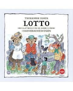 Thorbjørn Egner Hakkebakkeskogen - lotto