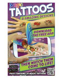 Tattoos - Tatovering av feer, hester, sommerfugler og fugler
