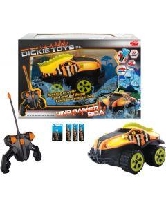 RC Dino amfibiebil - basher boa - 27 Mhz