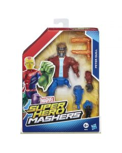 Avengers Super hero Mashers 6in figures - Star-Lord