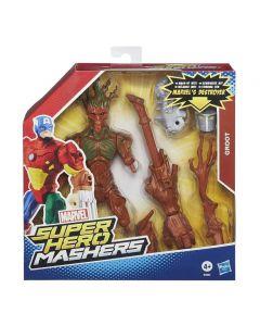 Marvel Super Hero Masher Battle Ugraders - Groot