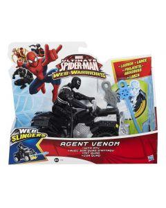 SPIDER-MAN Web slingers racers - Agent Venom