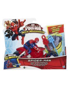 SPIDER-MAN Web slingers racers - SPIDER-MAN