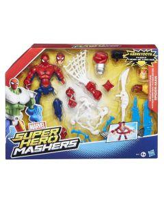 Marvel Super Hero Mashers actionfigur - Spiderman 15 cm