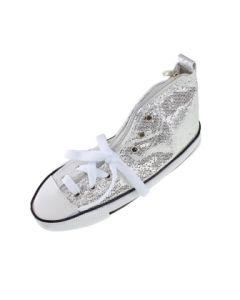Pennal sneakers 24,5 cm - silver