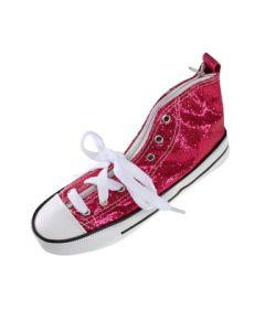 Pennal sneakers 24,5 cm - rosa