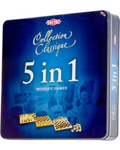 Collection Classique - 5 spill i 1 tinnboks