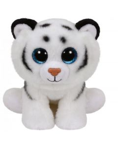 Ty Tundra white tiger medium  - ca 22 cm