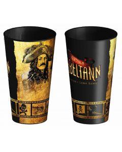 Kaptein Sabeltann drikkekopp i plast