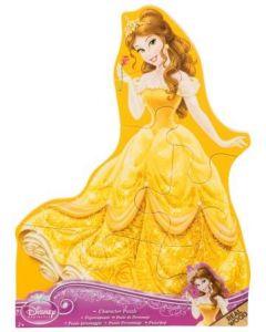 Princess Belle puslespill - 6 biter