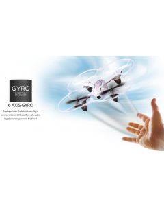 Syma Air Cam RC - quadcopter med kamera - X11C