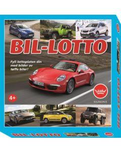 Bil-lotto med bilder