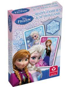 Disney Frozen firkort - kortspill