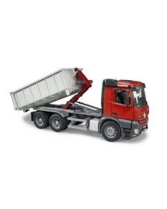 Bruder MB Arocs lastebil med avtagbar container - 03622