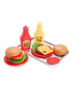 Dantoy hamburger lekesett