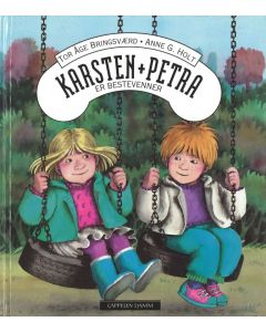 Karsten og Petra er bestevenner - barnebok